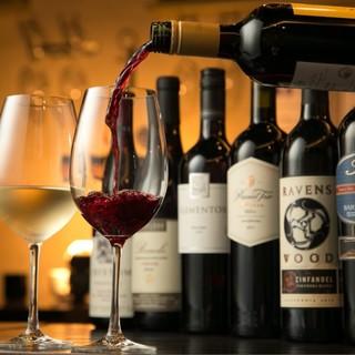 【全約80種ご用意】高級ワインを《リーズナブル》に!