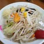 麺や 葉月 - タンちゃん麺(ハーフ) 580円