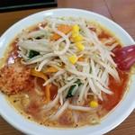 麺や 葉月 - 辛タンちゃん麺(ハーフ) 630円