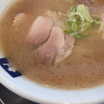 ラーメン陽向 - 最高級一番海苔ラーメン750円