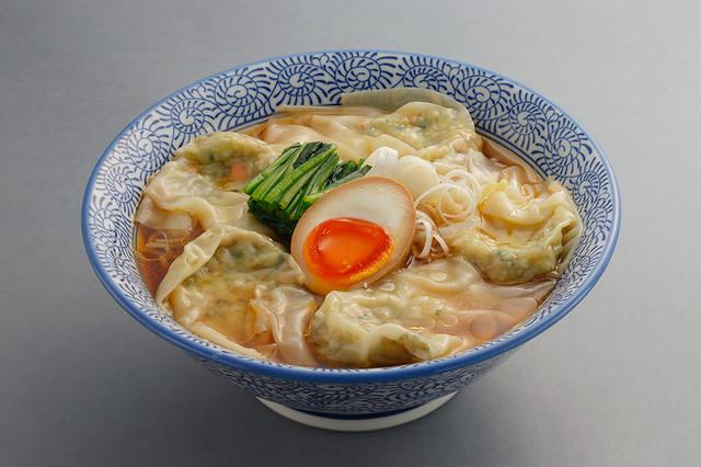 料理メニュー : ワンタン麺屋 富...
