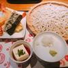 欅 くろさわ - 料理写真:海老天ぷらそば