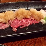 70967326 - 炙り伊豆牛おろしポン酢