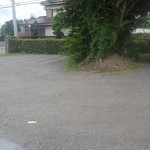 中華そば よしかわ - 駐車場