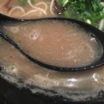 博多一双 - スープ