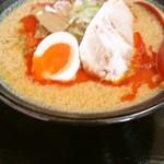麺屋 焔 - 担々麺