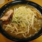 小川流 - 煮干ラーメン大盛り650円