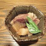 菜っぱ - 料理写真:先付け