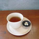 DEN - 食後のお茶