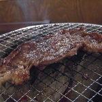 七輪焼肉 安安 - ステーキ