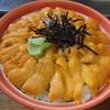 炉ばた ちどり - 料理写真:うに丼、5000円もしたけれど、大満足の美味しさだった