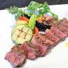 熟成和食 さりょう - 料理写真:熟成肉 21日熟成ザブトンステーキ