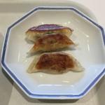 リンガーハット - Bセット(餃子3個)