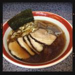 味の萬楽 - チャーシューメン 850円