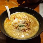 70975645 - 玉子とじ担担麺…850円