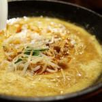 70975646 - 玉子とじ担担麺…850円
