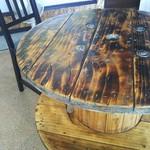 サブマリン - 丸テーブル