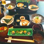 萬治郎 - 麩麺点心 ¥1,900