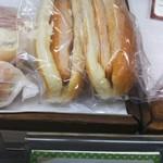 まるき製パン所 - こちらが「えびかつロール❗」南座の楽屋見舞いにABさまに良いかも。海老ロール❗
