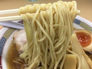 煮干鰮らーめん 圓 - 煮干しらーめん麺