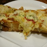 キルト - ピザ風トースト