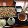 日本そば 田村屋 - 料理写真:天せいろ大盛り