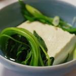 日の出 - 豆腐