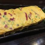 70984475 - サラミ入り出汁巻き卵