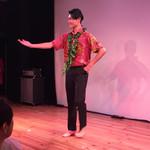 マハロア - 男性のフラダンスは初めて見た