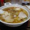新京亭 - 料理写真:ワンタン麵~☆