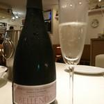 インコントロ - ベッレンダ スパークリングワイン