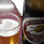70989514 - ビール中瓶(470円)