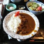 長尾 - 牛スジカレーセット