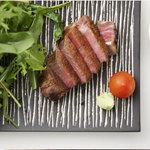 いつも - ステーキ食べても500Kcal未満コース!の黒毛和牛ヒレステーキ