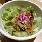 神楽坂焼肉 Kintan - サラダ