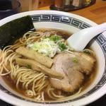 70992258 - 淡麗煮干しラーメン700円