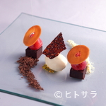ルセット - 飴細工が見事な美しさを描き出す『デザート』
