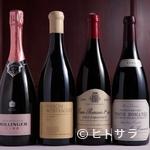 ルセット - ワインもフランスの正統派。ブルゴーニュの稀少酒も