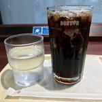 ドトールコーヒーショップ - アイスコーヒー  ¥220(税込)