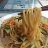 台湾飯店 - 料理写真:皿うどん