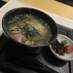 ヨシダ カッポウ - 【鯛茶漬け】