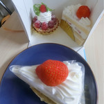 洋菓子の店 ルピナス - 料理写真: