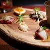 カゲロウ - 料理写真:冷前菜 8種盛り合わせ