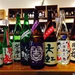 テイスティングバー 柴田屋酒店 - 日本酒もグラスでご提供!