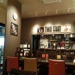 カフェ サンタマリア クラシック - 店内