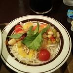 カフェ サンタマリア クラシック - サラダ