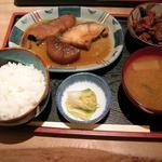 茶番 - 茶番 ランチ(銀鱈の煮付け)