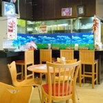 NAN TANDOORI - 店内