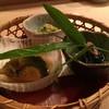 にかいのおねぎや 笹木 - 料理写真:先付