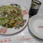 飛龍園 - 皿うどん ¥5時50分